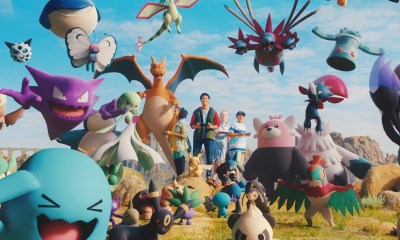 Pokémon Sword And Shield Trailer Screenshot
