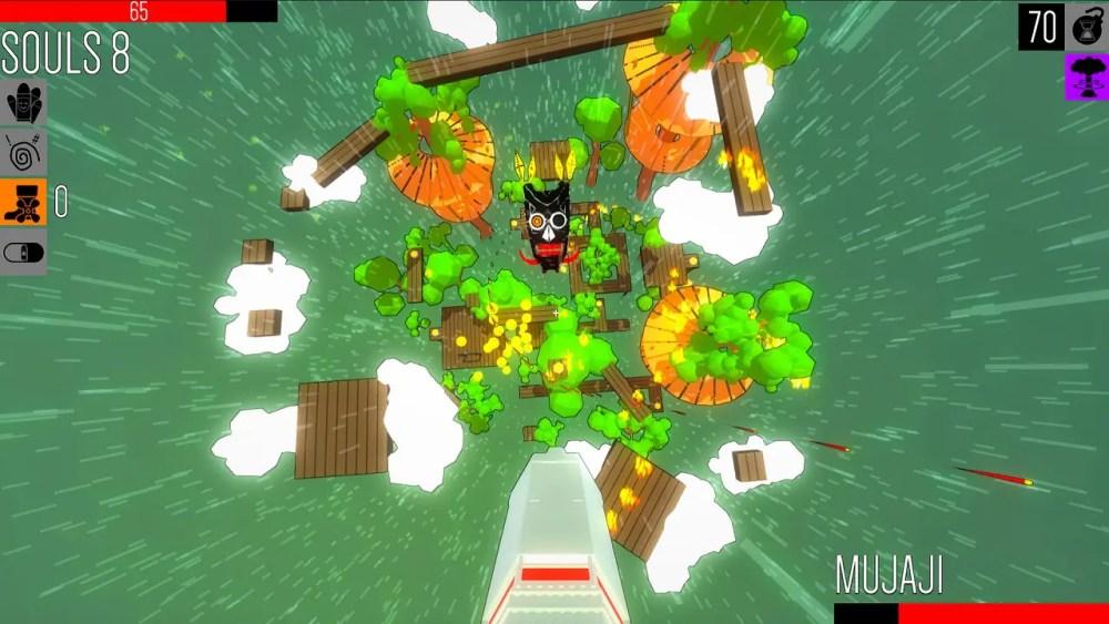 Polygod Review Screenshot 2