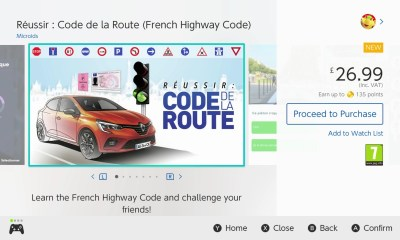 Réussir: Code de la Route Screenshot