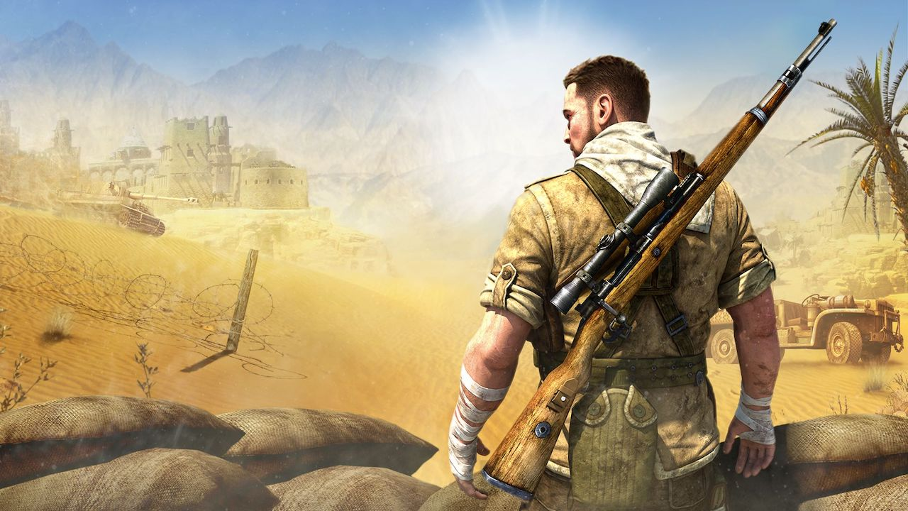 Sniper Elite 3 Ultimate Edition Review Header