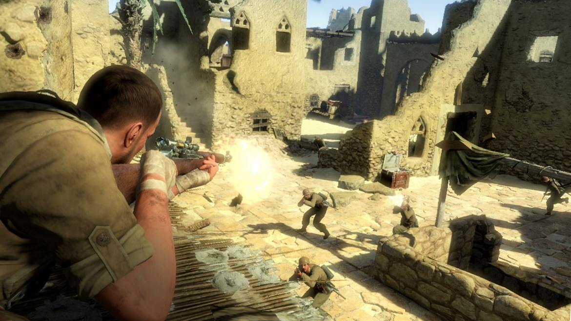 Sniper Elite 3 Ultimate Edition Review Screenshot 3