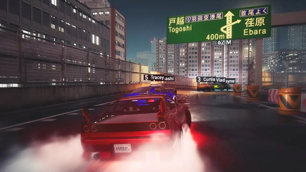 Super Street: Racer Screenshot 4