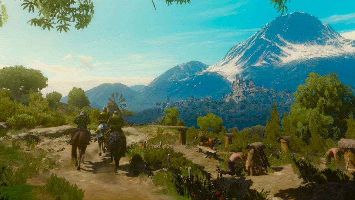 The Witcher 3: Wild Hunt Complete Edition Review Screenshot 1