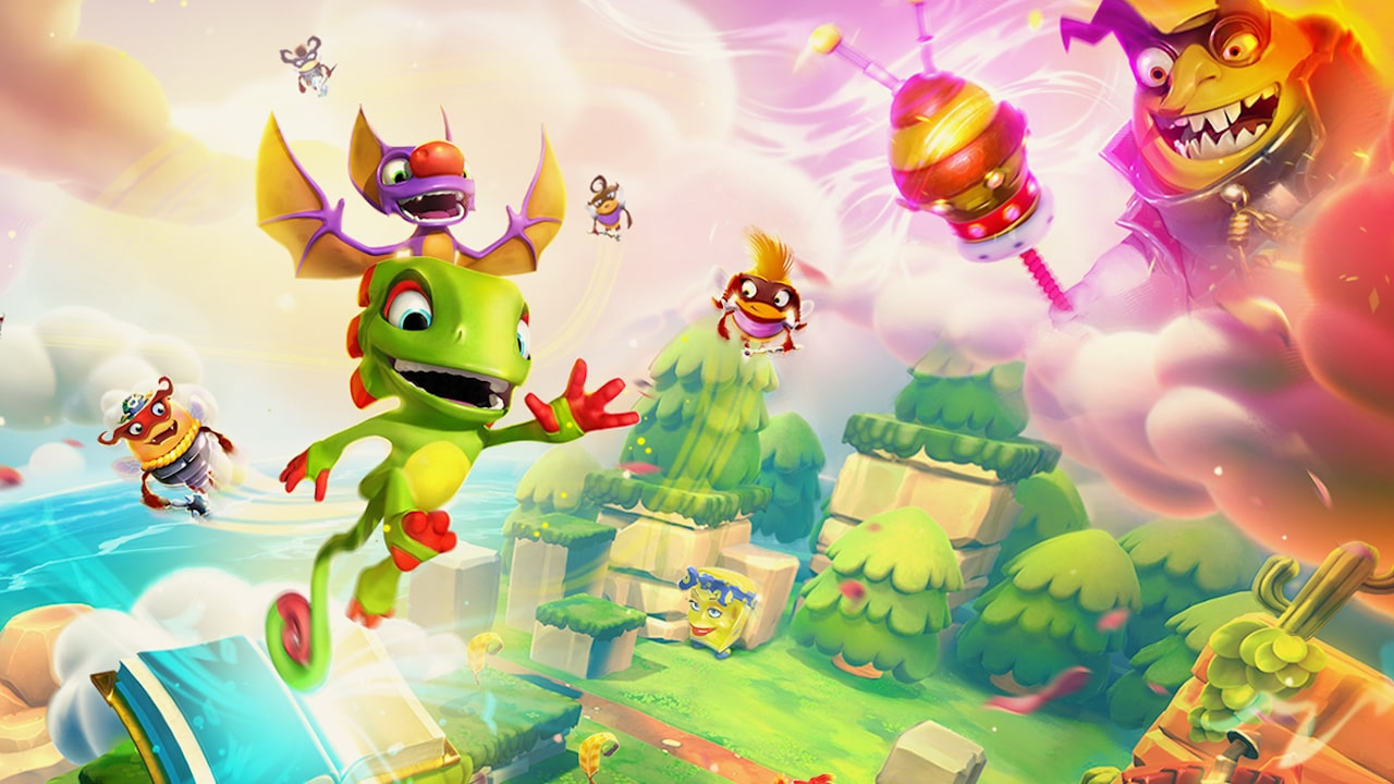Έρχεται demo του Yooka-Laylee And The Impossible Lair