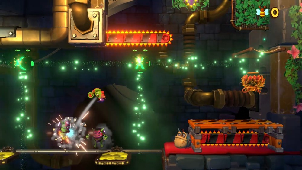 Yooka-Laylee And The Impossible Lair Review Screenshot 2