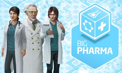 Big Pharma Logo