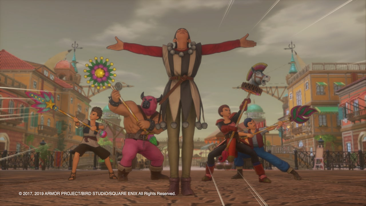 Dragon Quest XI S: Echoes Of An Elusive Age Definitive Edition Review Screenshot 2