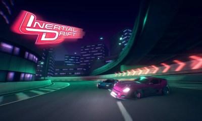 Inertial Drift Logo