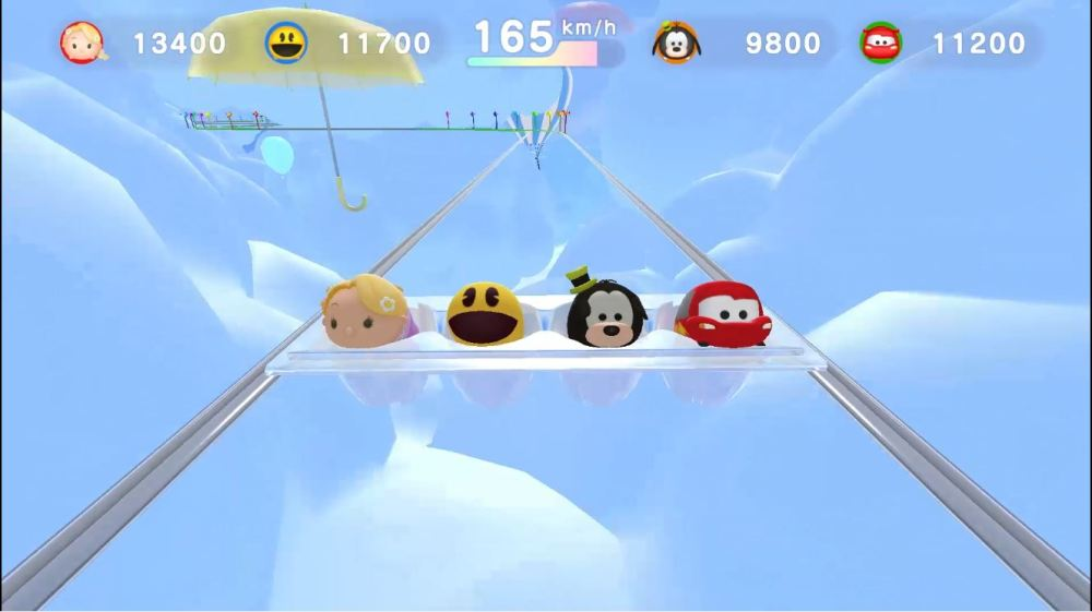 PAC-MAN Disney Tsum Tsum Festival Screenshot 1