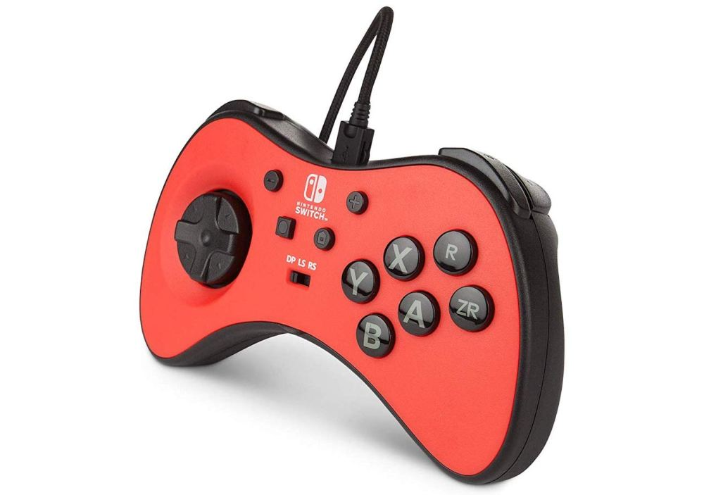 PowerA FUSION Wired FightPad For Nintendo Switch Review Photo 2