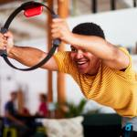 Ring Fit Adventure Lifestyle Photo