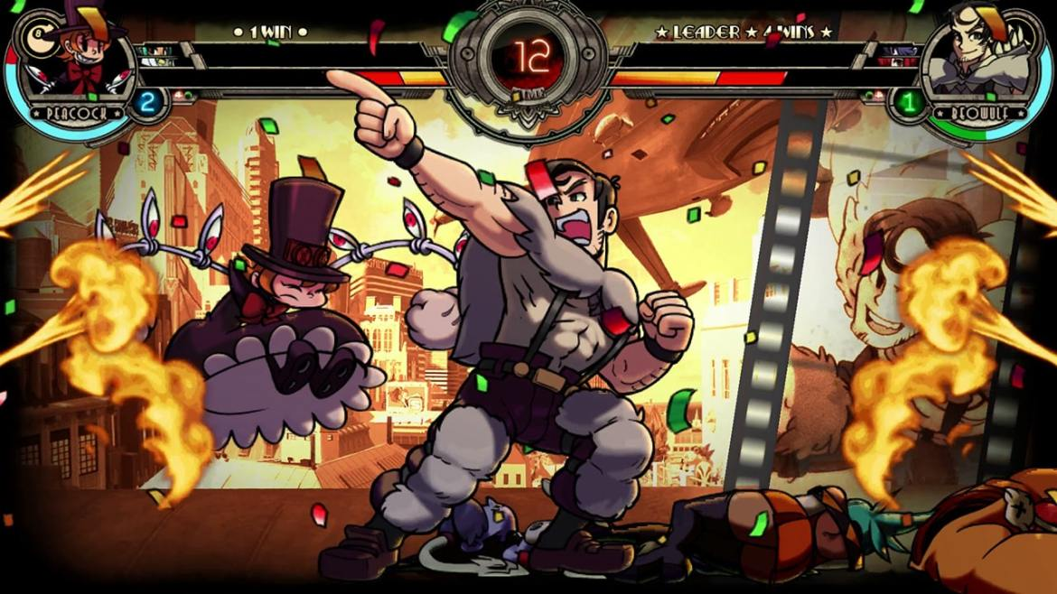 Skullgirls 2nd Encore Review Screenshot 2