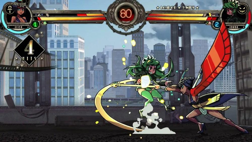 Skullgirls 2nd Encore Review Screenshot 3
