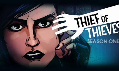 Thief Of Thieves: Season One Logo