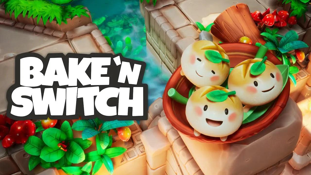 Bake 'N Switch Logo