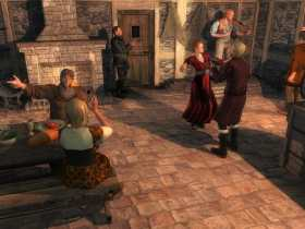 Crossroads Inn Screenshot