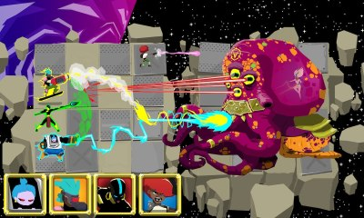 Grid Fight Screenshot