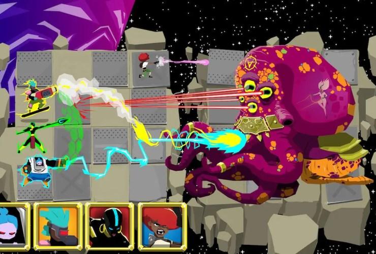 Grid Fight Screenshot