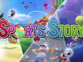 Sports Story Logo