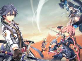 The Legend Of Heroes: Trails Of Cold Steel III Key Art