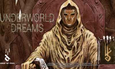 Underworld Dreams Logo