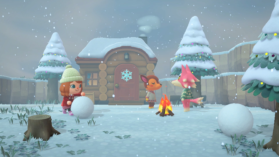 Animal Crossing: New Horizons Screenshot 5