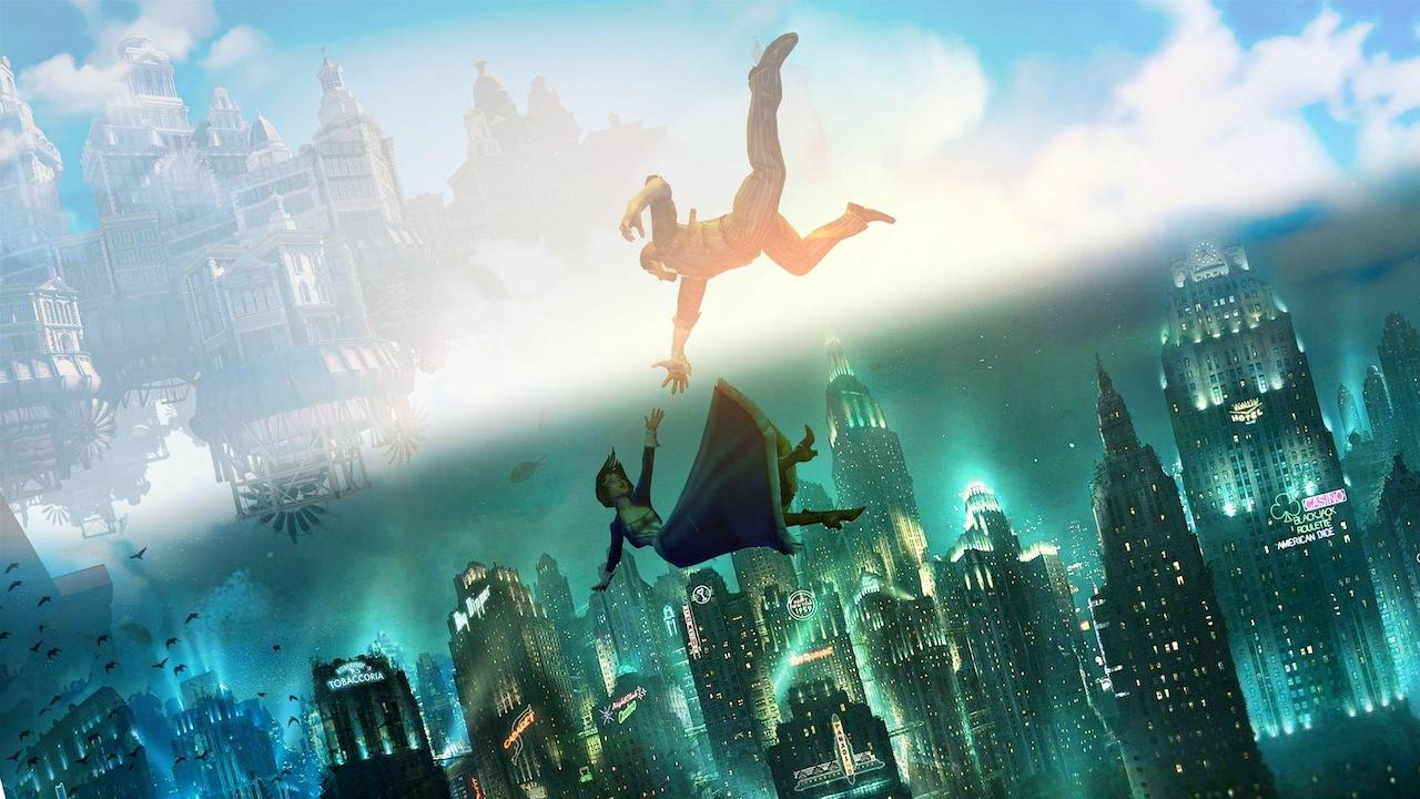 BioShock: The Collection Key Art