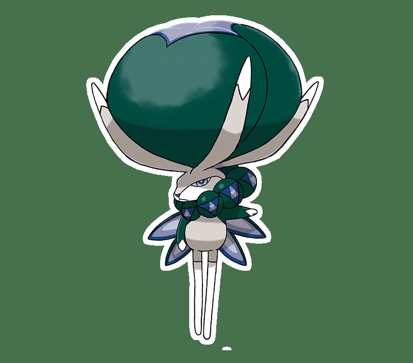 Calyrex Pokémon Sword And Shield Artwork