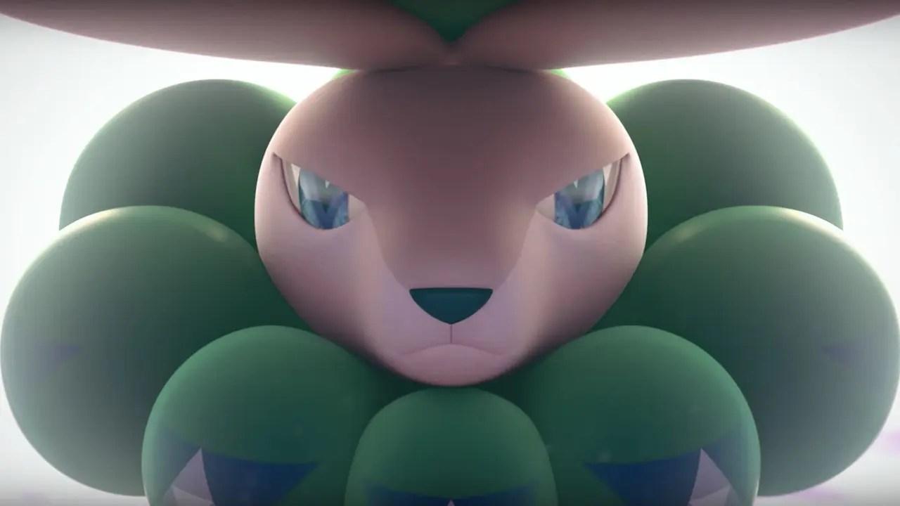 Calyrex Pokémon Sword And Shield Screenshot