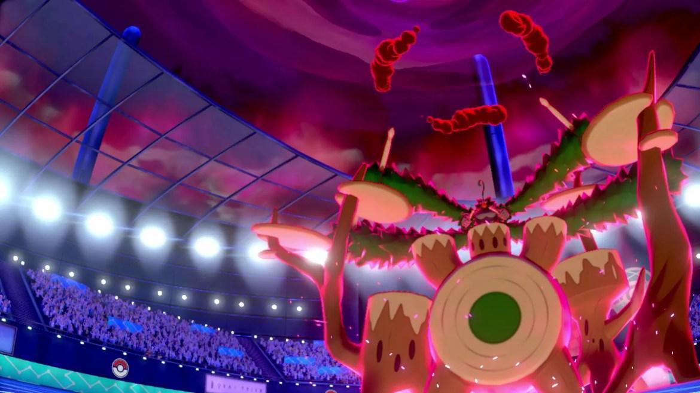 Gigantamax Rillaboom Pokémon Sword And Shield Screenshot
