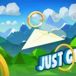 Just Glide Logo