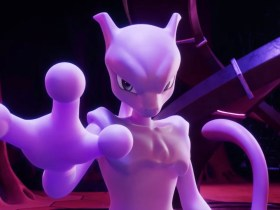 Pokémon: Mewtwo Strikes Back Evolution Screenshot