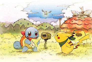 Pokémon Mystery Dungeon: Rescue Team DX Key Art
