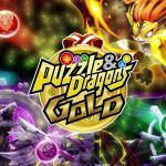 Puzzle & Dragons GOLD Logo