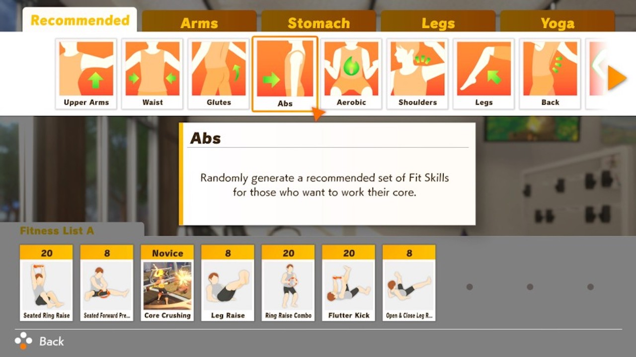 Ring Fit Adventure Review Screenshot 4