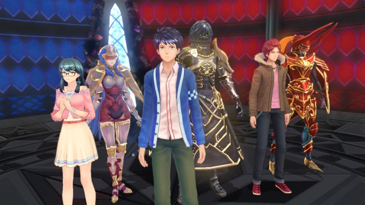 Tokyo Mirage Sessions #FE Encore Review Screenshot 2
