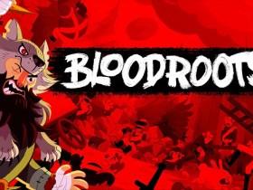 Bloodroots Logo