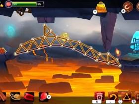 Bridge Builder Adventure Screenshot