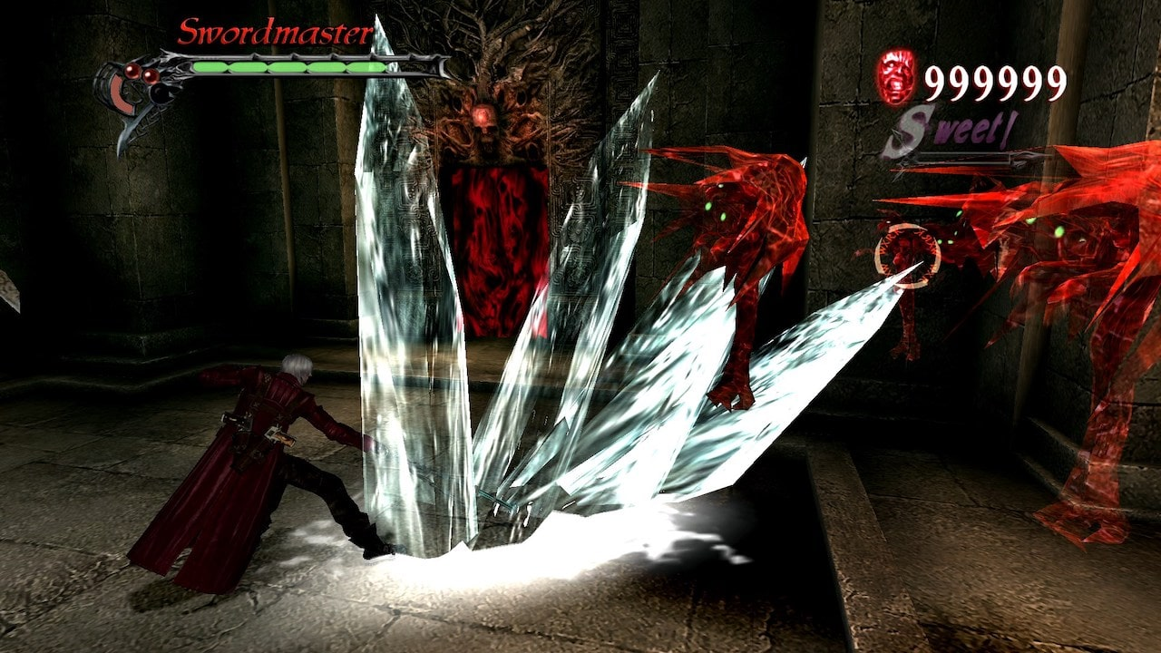 Devil May Cry 3 Special Edition Swordmaster Screenshot