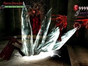 Devil May Cry 3 Special Edition Swordmaster Screenshot