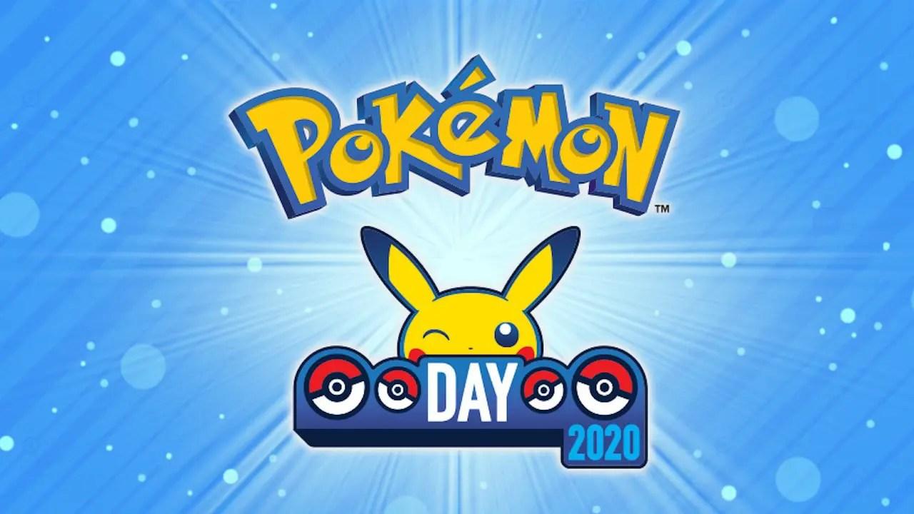 Pokémon Day 2020 Logo