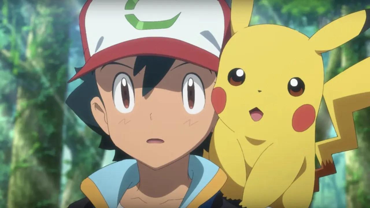 Pokemon The Movie Coco Screenshot