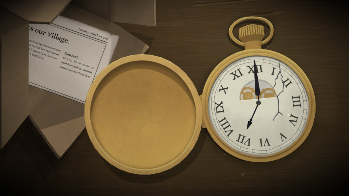 Tick Tock: A Tale For Two Review Screenshot 1