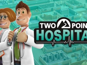 Two Point Hospital Review Header