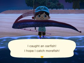 Animal Crossing New Horizons Fish Prices Screenshot
