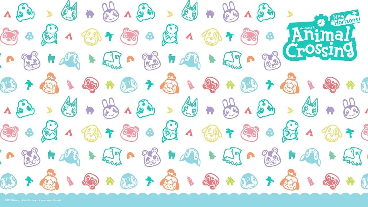 Animal Crossing: New Horizons Wallpaper Image