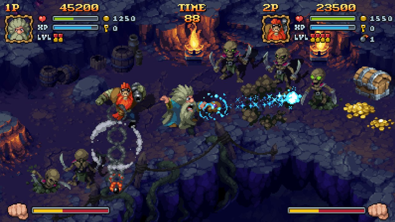 Battle Axe Screenshot