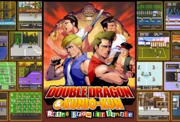 Double Dragon & Kunio-Kun: Retro Brawler Bundle Review Banner