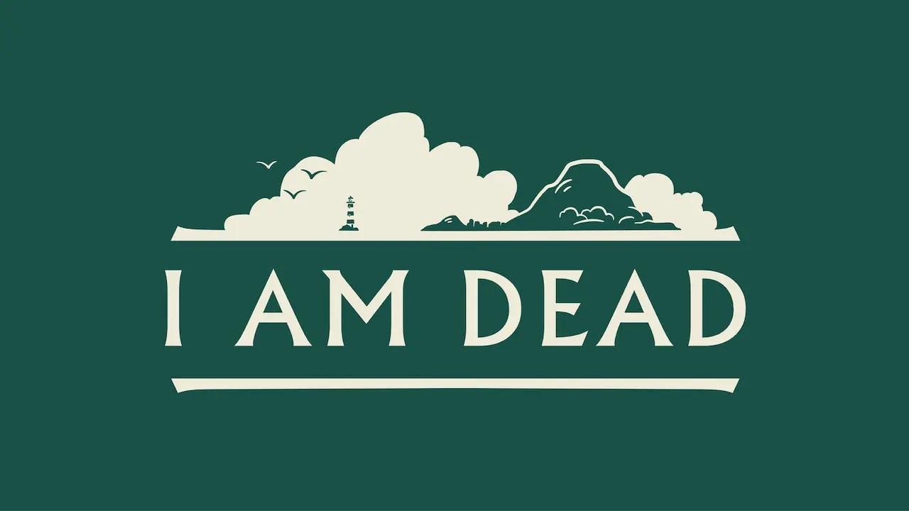 I Am Dead Logo