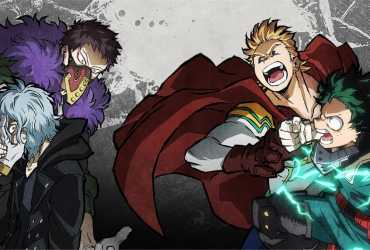 My Hero One's Justice 2 Review Header